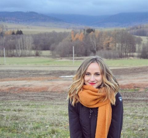 Lucie Strachová, magisterské studium TK