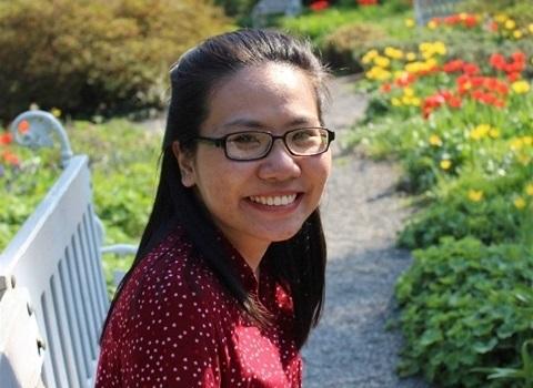Van Anh Nguyen-Sap, 2020 graduate