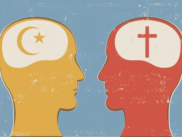 Střet dvou monoteistických náboženství
