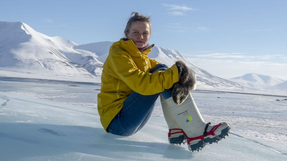"Czech anthropologist in Svalbard: ""It will be quite painful to leave"""
