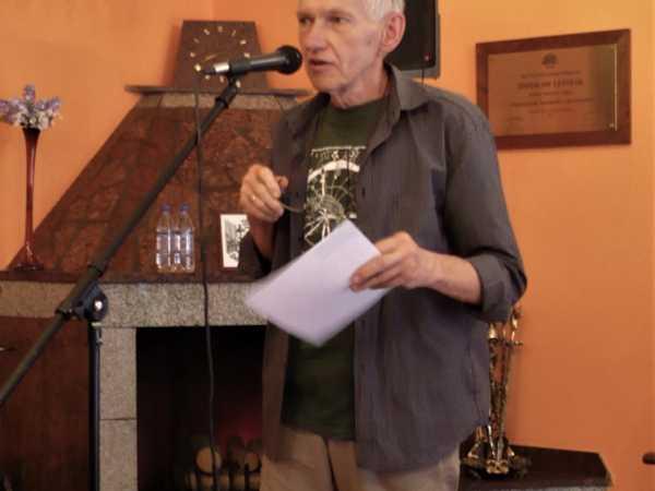 Přednášející expert Antoni Matuszkiewicz