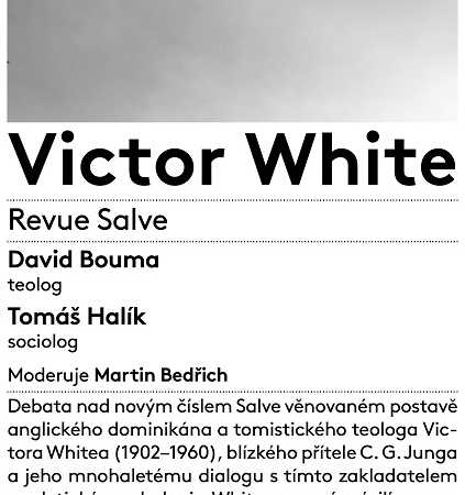 8. března 2021 / Revue Salve: Victor White