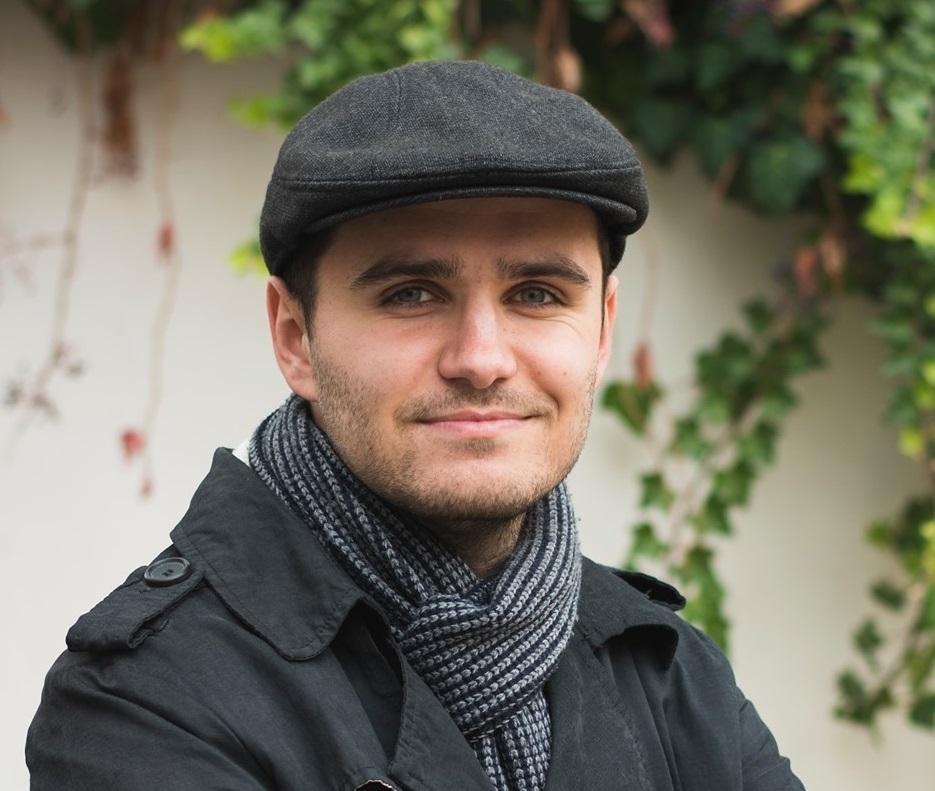 Tomáš Heller, 2015 graduate