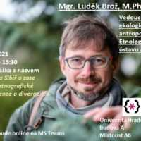 Lectures by dr. Brož and dr. Soukup
